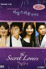 Nonton Streaming Download Drama The Secret Lovers (2005) Subtitle Indonesia