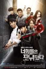 Nonton You Are All Surrounded (2014) Subtitle Indonesia