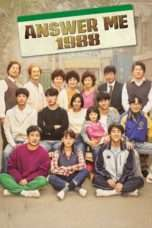 Nonton Streaming Download Drama Reply 1988 (2015) Subtitle Indonesia