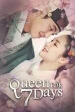 Nonton Streaming Download Drama Queen For Seven Days (2017) Subtitle Indonesia