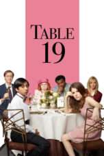 Nonton Film Table 19 Download Streaming Movie Bioskop Subtitle Indonesia