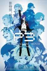 Nonton Persona 3 the Movie: #4 Winter of Rebirth (2016) tay Subtitle Indonesia