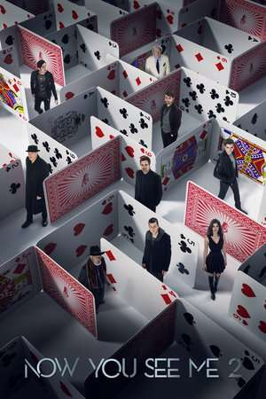 Nonton Film Now You See Me 2 2016 Sub Indo