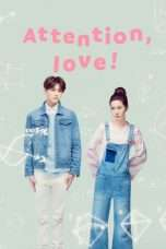 Nonton Streaming Download Drama Attention, love! (2017) Subtitle Indonesia