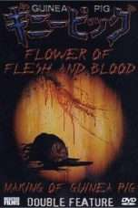 Nonton Streaming Download Drama Guinea Pig 2: Flower of Flesh and Blood (1985) Subtitle Indonesia