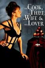 Nonton Streaming Download Drama The Cook, the Thief, His Wife & Her Lover (1989) Subtitle Indonesia