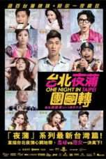Nonton Streaming Download Drama One Night in Taipei (2015) Subtitle Indonesia