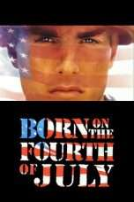 Nonton Streaming Download Drama Born on the Fourth of July (1989) Subtitle Indonesia