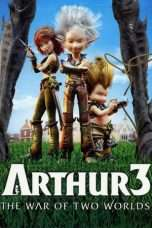 Nonton Arthur 3: The War of the Two Worlds (2010) Subtitle Indonesia