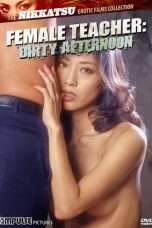 Nonton Streaming Download Drama Female Teacher: Dirty Afternoon (1981) Subtitle Indonesia
