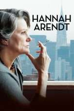 Nonton Streaming Download Drama Hannah Arendt (2012) Subtitle Indonesia