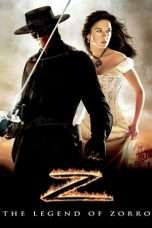Nonton Film The Legend of Zorro Download Streaming Movie Bioskop Subtitle Indonesia