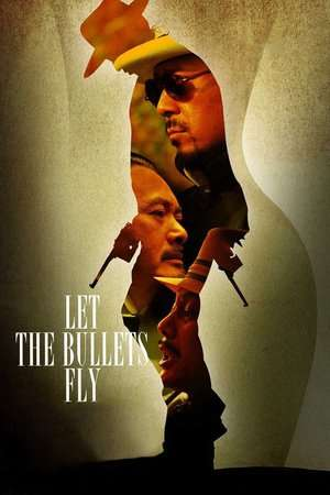 Nonton Film Let the Bullets Fly 2010 Sub Indo