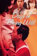 Nonton Streaming Download Drama Days of Being Wild (1990) Subtitle Indonesia