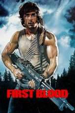 Nonton Streaming Download Drama First Blood (1982) Subtitle Indonesia