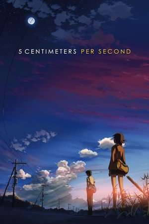 Nonton Film 5 Centimeters per Second 2007 Sub Indo