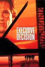 Nonton Streaming Download Drama Executive Decision (1996) Subtitle Indonesia