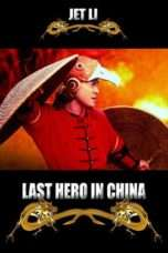 Nonton Last Hero in China (1993) Subtitle Indonesia