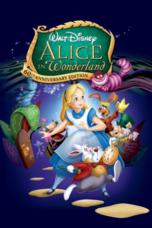 Nonton Streaming Download Drama Alice in Wonderland (1951) Subtitle Indonesia