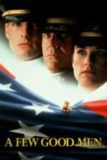 Nonton Streaming Download Drama A Few Good Men (1992) Subtitle Indonesia