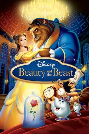 Nonton Film Beauty and the Beast 1991 Sub Indo