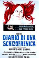 Nonton Streaming Download Drama Diary of a Schizophrenic Girl (1968) Subtitle Indonesia