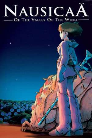 Nonton Film Nausicaa of the Valley of the Wind 1984 Sub Indo