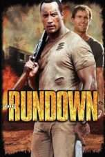 Nonton Streaming Download Drama The Rundown (2003) Subtitle Indonesia