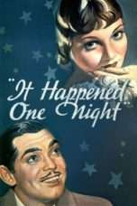 Nonton Streaming Download Drama It Happened One Night (1934) Subtitle Indonesia