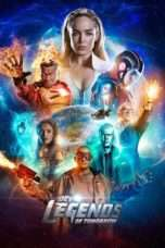 Nonton DC's Legends of Tomorrow Season 04 (2018) wqt Subtitle Indonesia