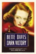 Nonton Streaming Download Drama Dark Victory (1939) Subtitle Indonesia