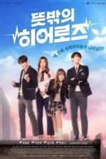 Nonton Streaming Download Drama Unexpected Heroes (2017) Subtitle Indonesia