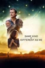 Nonton Same Kind of Different as Me (2017) Subtitle Indonesia