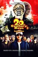 Nonton Streaming Download Drama 20th Century Boys – Chapter 3: Our Flag (2009) Subtitle Indonesia