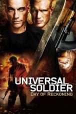 Nonton Streaming Download Drama Universal Soldier: Day of Reckoning (2012) Subtitle Indonesia