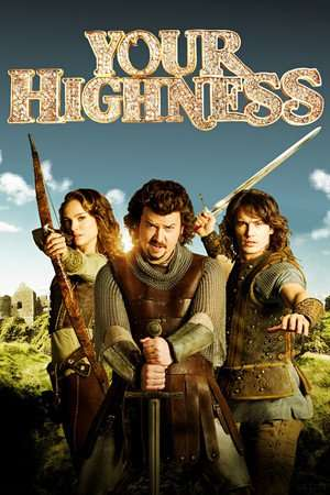 Nonton Film Your Highness 2011 Sub Indo