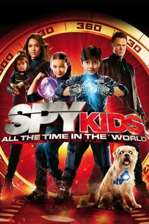 Nonton Film Spy Kids: All the Time in the World 2011 Sub Indo