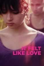 Nonton Streaming Download Drama It Felt Like Love (2013) Subtitle Indonesia