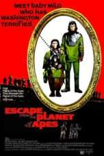 Nonton Streaming Download Drama Escape from the Planet of the Apes (1971) Subtitle Indonesia