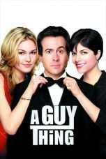 Nonton Streaming Download Drama A Guy Thing (2003) Subtitle Indonesia
