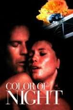 Nonton Streaming Download Drama Color of Night (1994) Subtitle Indonesia
