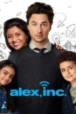 Nonton Streaming Download Drama Alex, Inc. Season 01 (2018) Subtitle Indonesia
