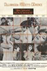 Nonton Streaming Download Drama That Splendid November (1969) Subtitle Indonesia