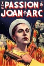 Nonton Streaming Download Drama The Passion of Joan of Arc (1928) jf Subtitle Indonesia