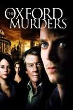 Nonton The Oxford Murders (2008) Subtitle Indonesia