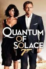 Nonton Streaming Download Drama Quantum of Solace (2008) Subtitle Indonesia