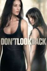 Nonton Streaming Download Drama Don't Look Back (2009) Subtitle Indonesia