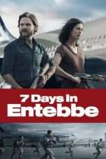 Nonton Streaming Download Drama 7 Days in Entebbe (2018) Subtitle Indonesia