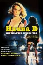Nonton Streaming Download Drama Hanna D. – La ragazza del Vondel Park (1984) Subtitle Indonesia