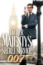Nonton Streaming Download Drama On Her Majesty's Secret Service (1969) Subtitle Indonesia